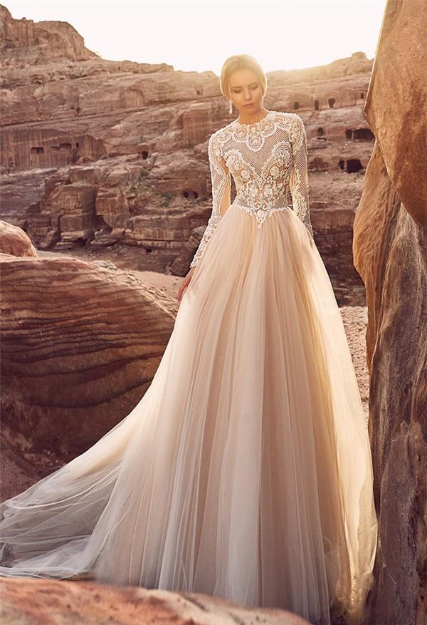 Latest Oksana Mukha 2018 Wedding Dresses Collection Page 2