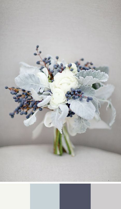 22 Smoking Hot Winter Wedding Bouquets You Cant Resist