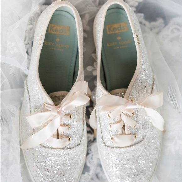 Kate Spade Glitter Shoes