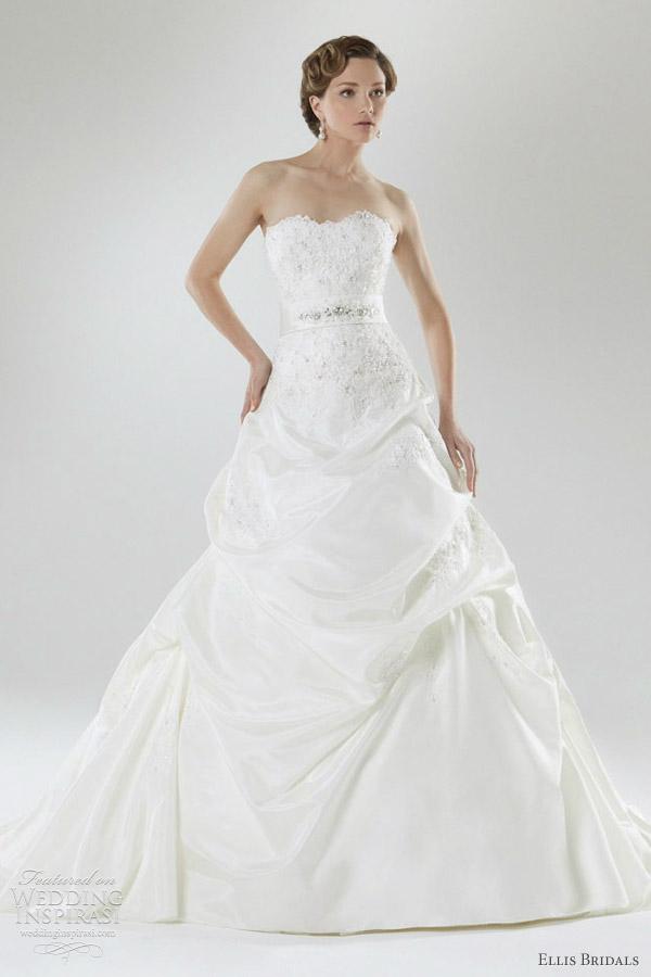 Ellis Wedding Dresses Flower Girl Dresses