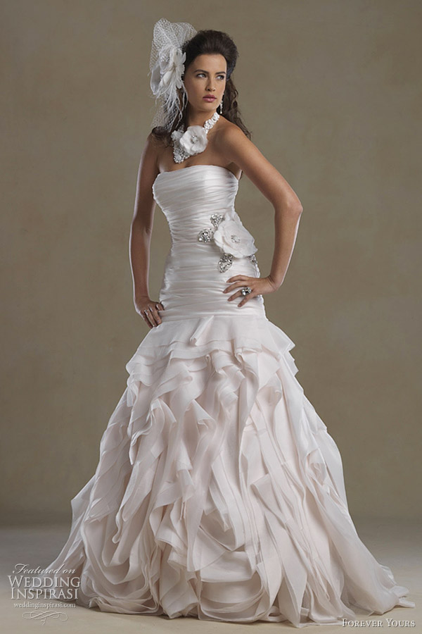 Forever Yours Wedding Dresses 2012 Wedding Inspirasi