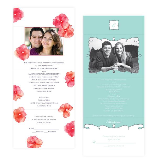 Green Glamour Couple Wedding Shower Invitation Polka Dot Design Invitations