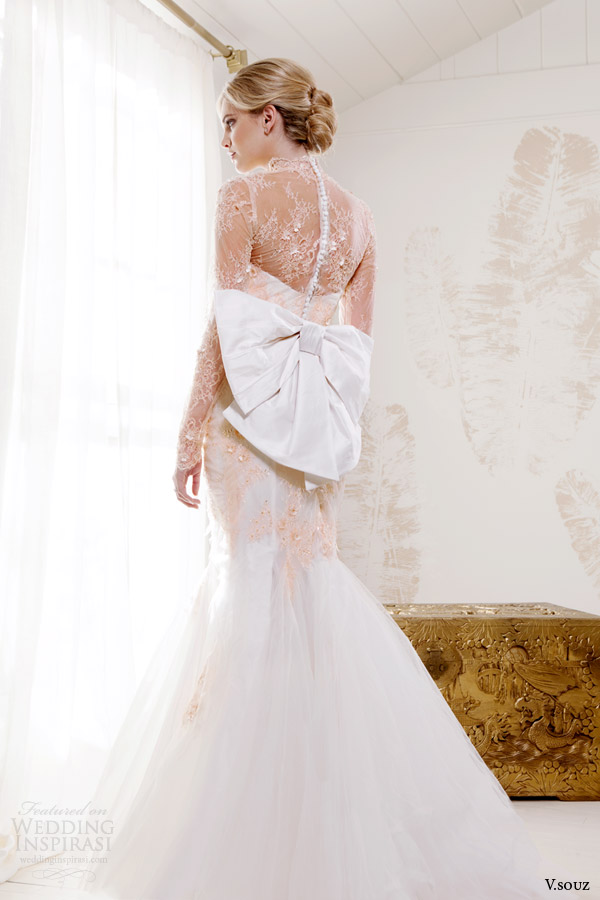 V SOUZ 2014 Wedding Dresses Wedding Inspirasi