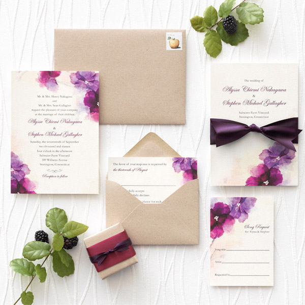 Wedding Invitations Bridal Shower Announcements By