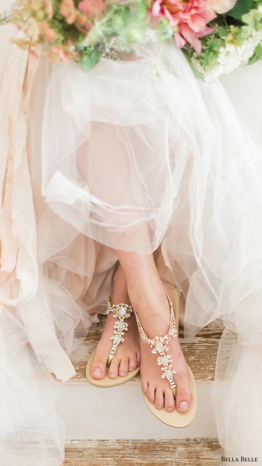 bella belle bridal shoes 2016 luna wedding sandals for destination weddings