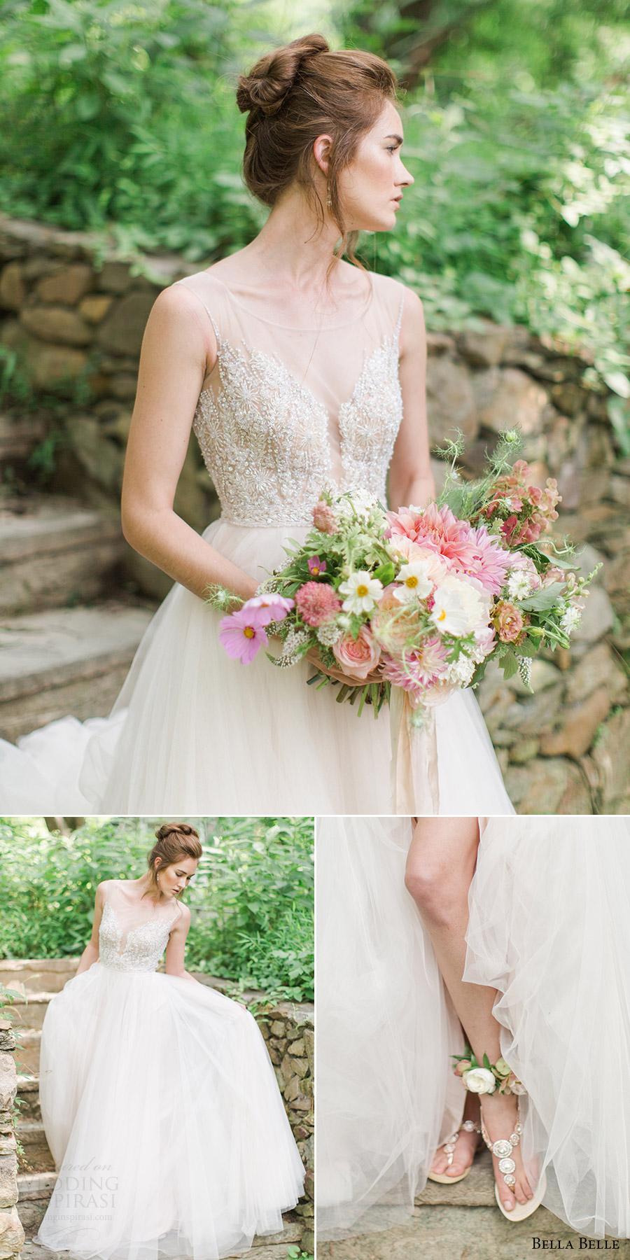 bella belle bridal shoes 2016 myra rhinestone wedding sandals destination weddings watters gown