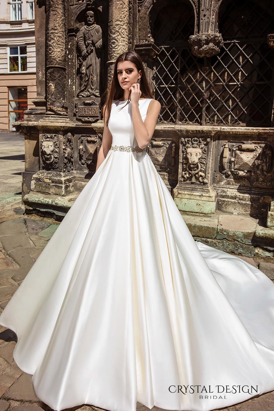 Simple elegant wedding gown designs wedding dresses in jax for Simple wedding dress design