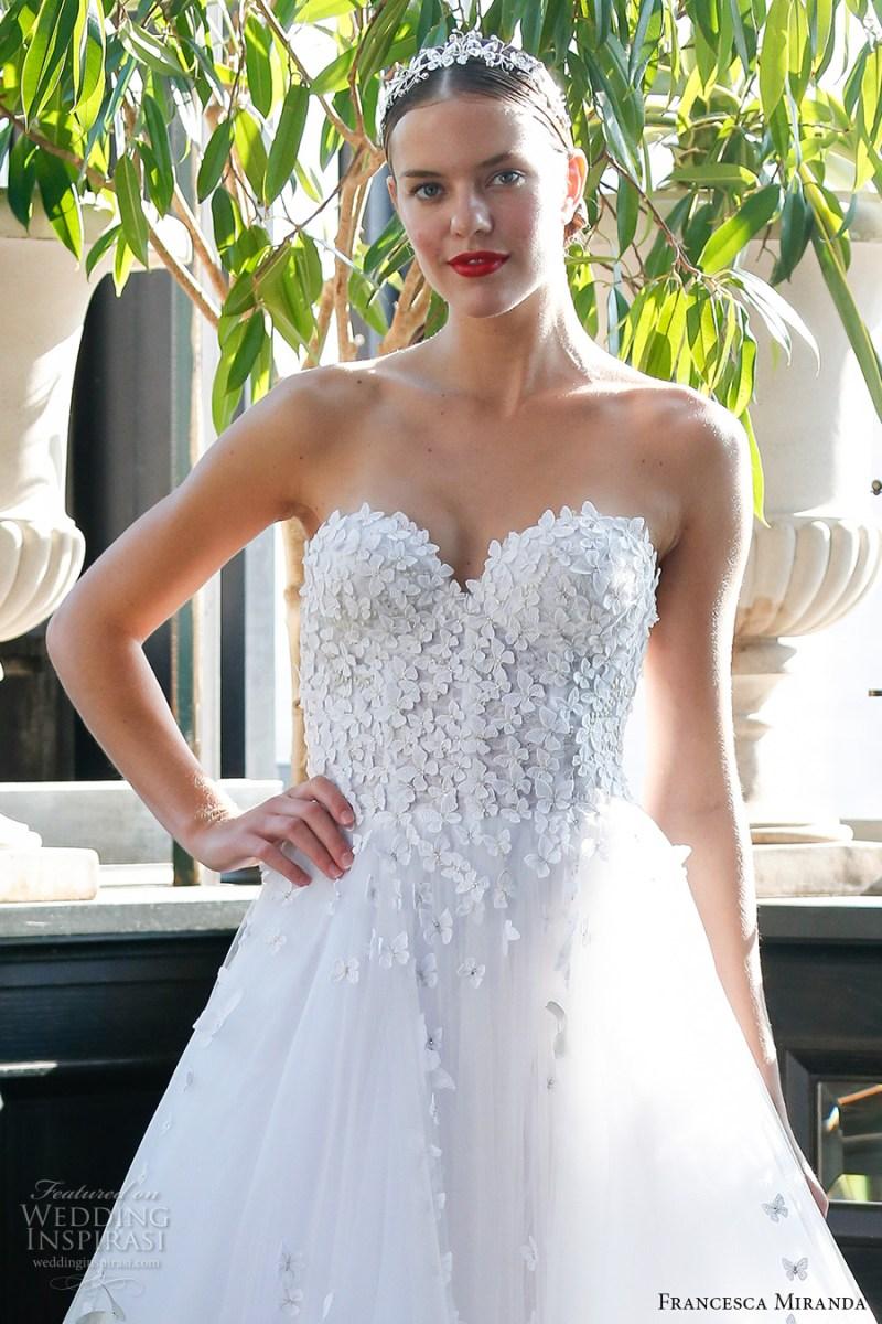 Francesca Miranda Fall 2017 Wedding Dresses Us201