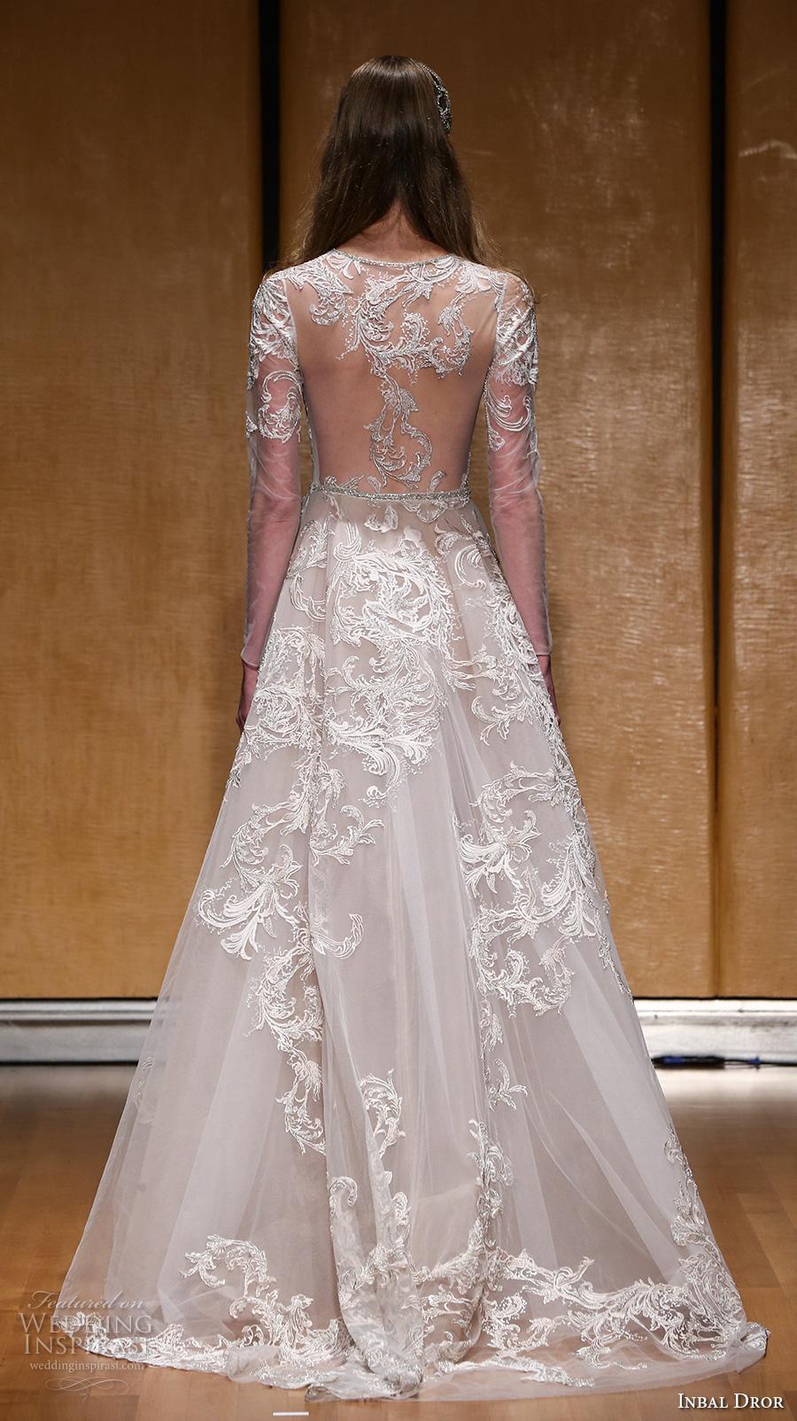 Inbal Dror 2017 Wedding Dresses Wedding Inspirasi
