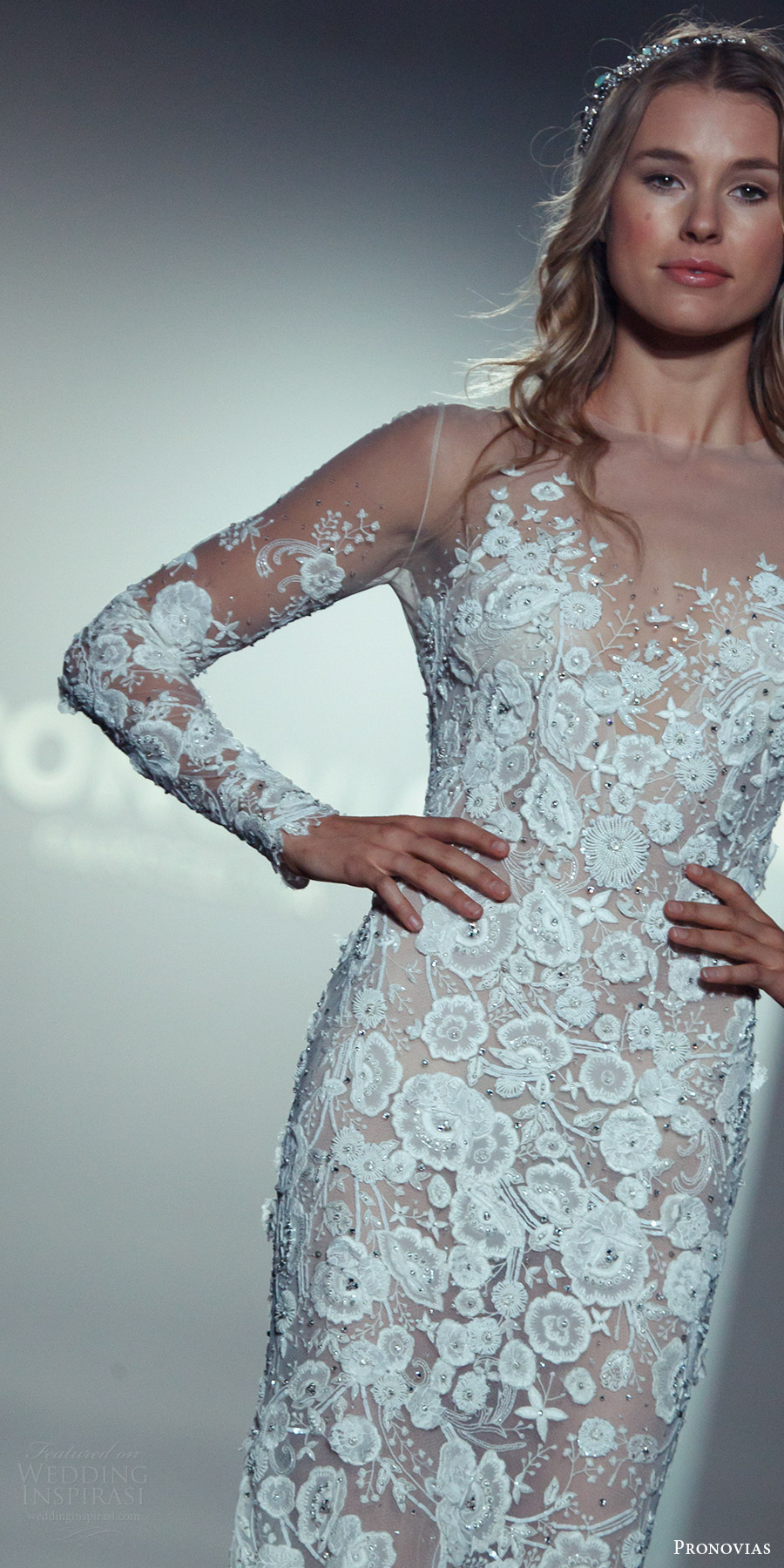 Atelier Pronovias 2017 Wedding Dress Collection - crazyforus