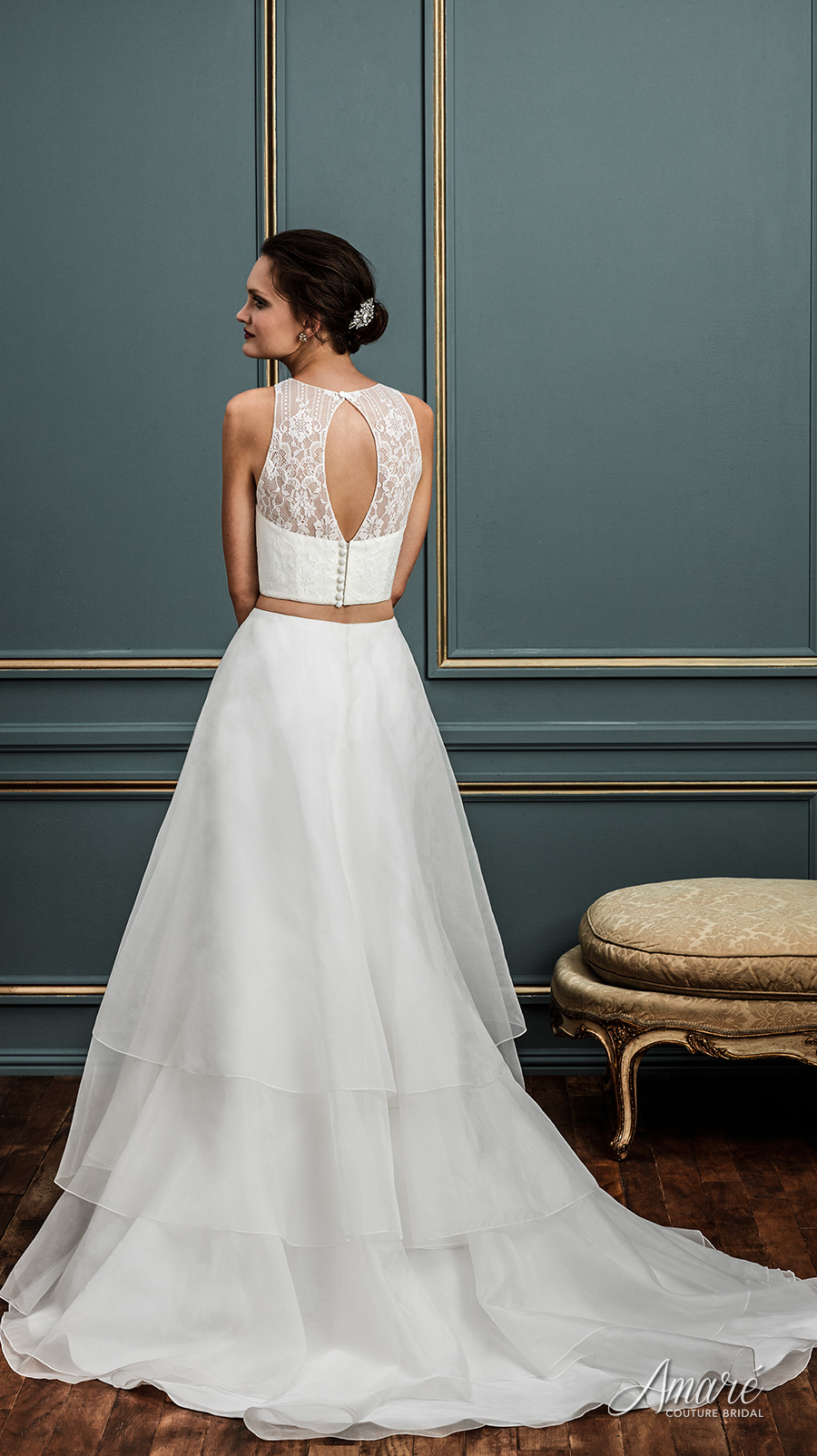 Amar Couture Spring 2017 Wedding Dresses The Elizabeth