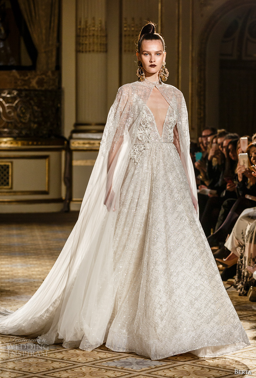 Berta Spring 2018 Wedding Dresses Crazyforus
