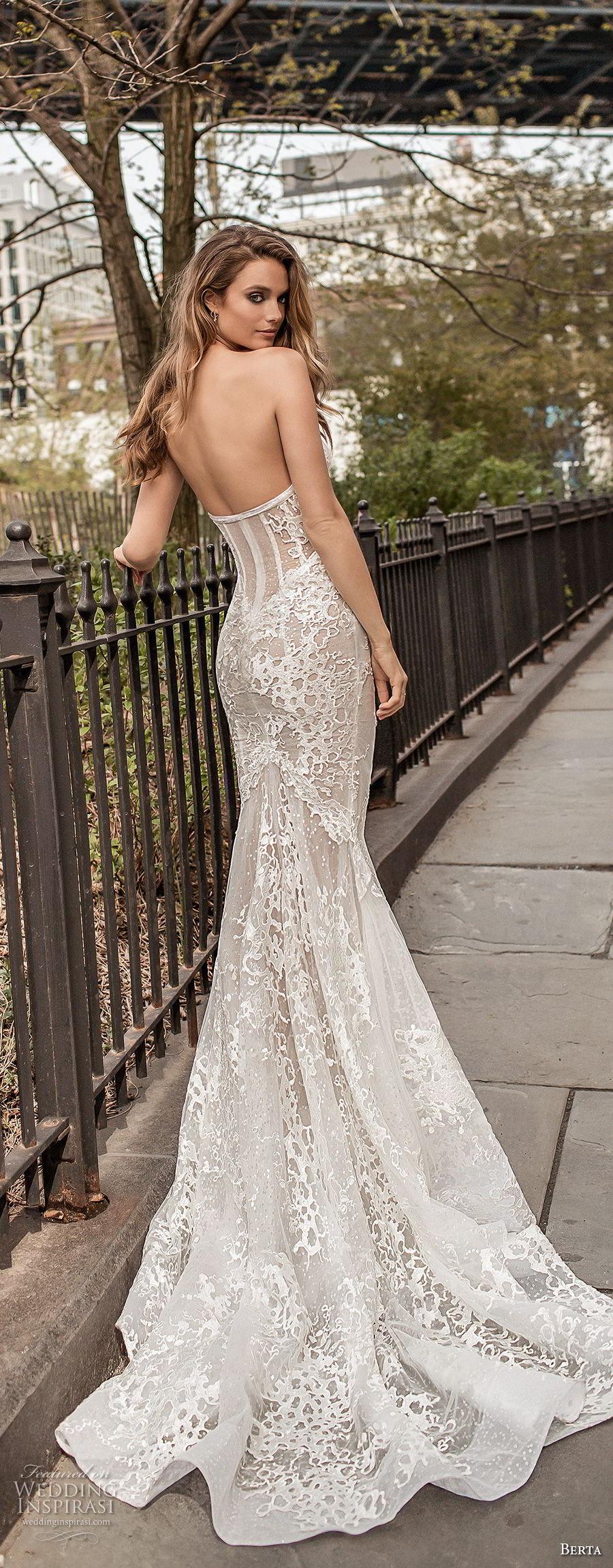 Berta Bridal Spring 2018 Wedding Dresses – Part 2 - crazyforus