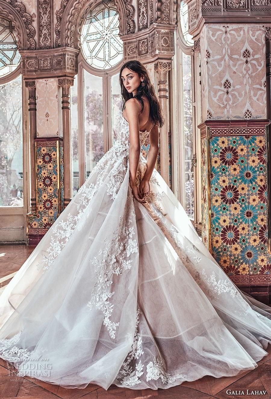 Galia Lahav Spring 2018 Wedding Dresses Victorian