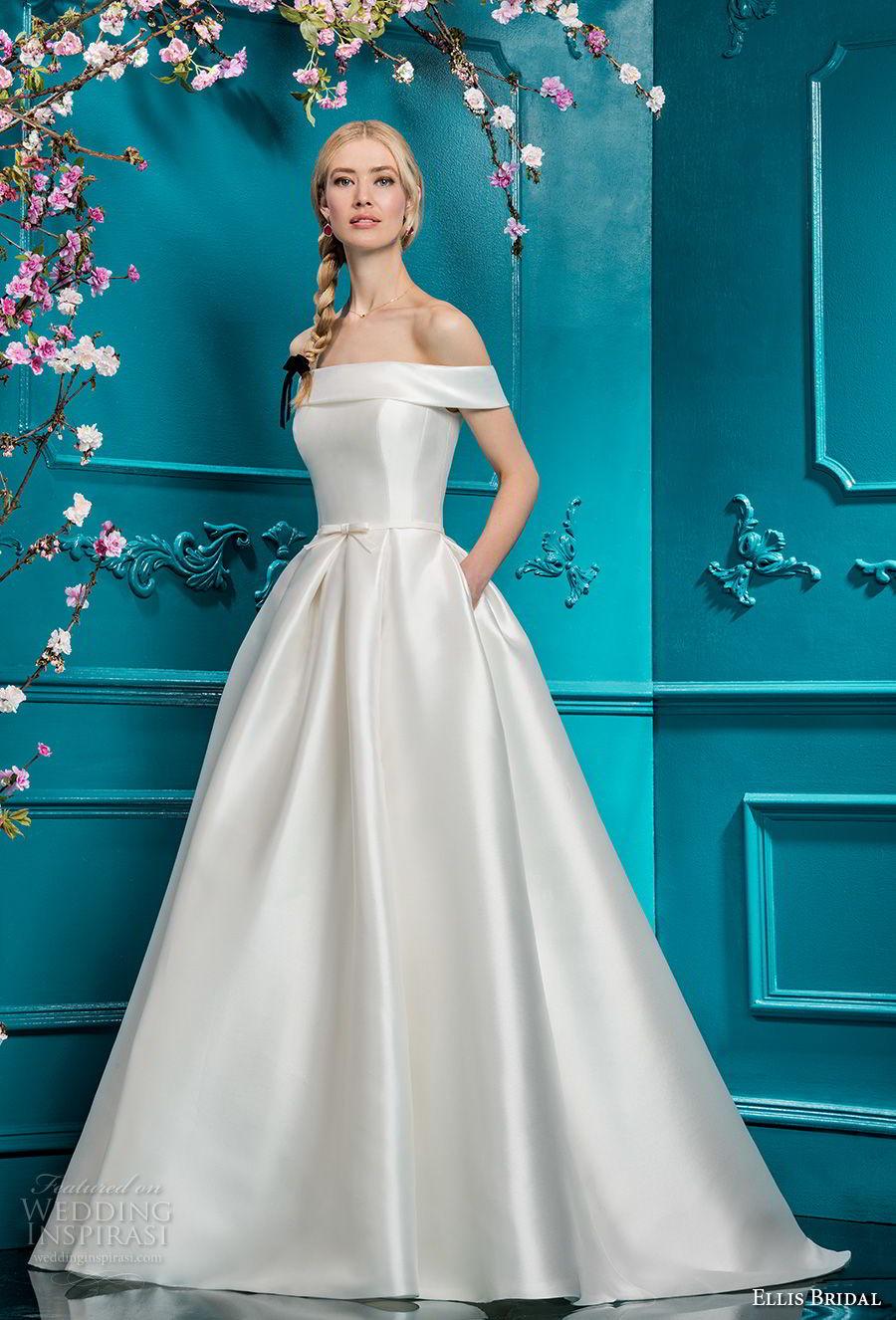 Ellis Bridals 2018 Wedding Dresses Dusk Bridal
