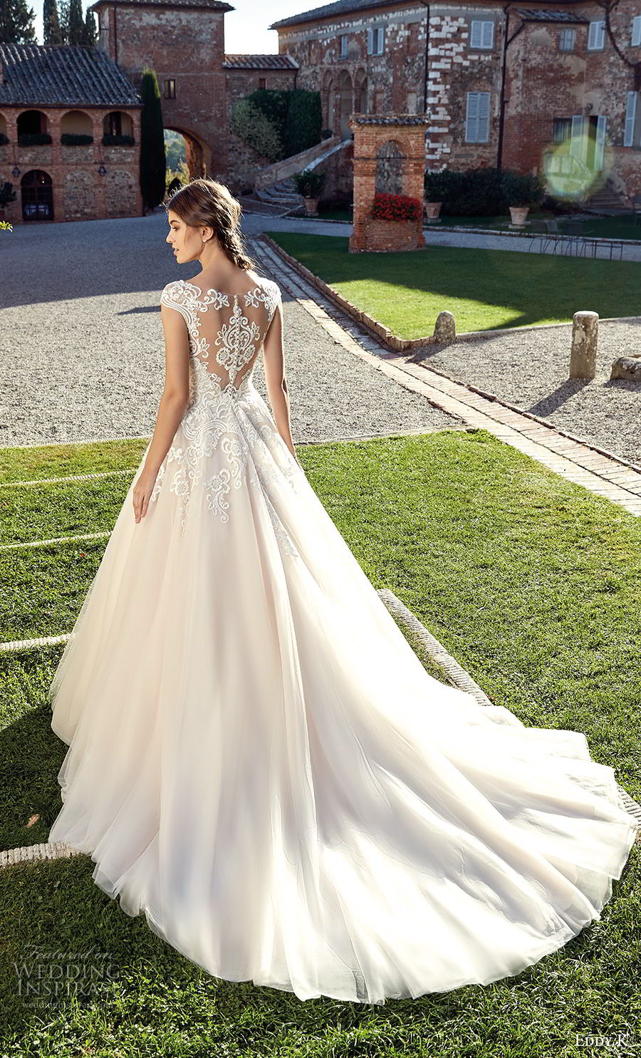 Eddy K 2019 Wedding Dresses Crazyforus