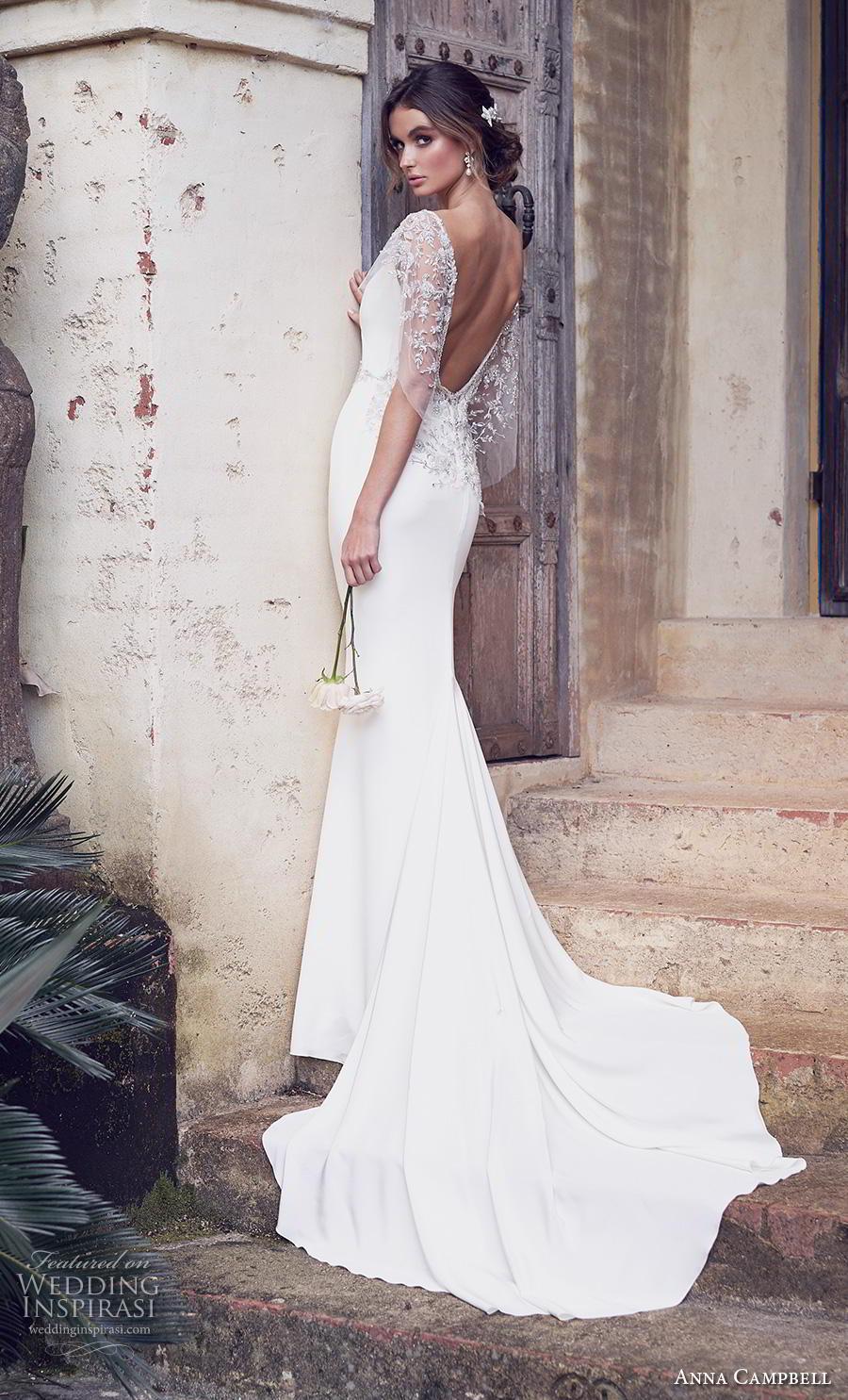 Anna Campbell 2019 Wedding Dresses Wanderlust Bridal