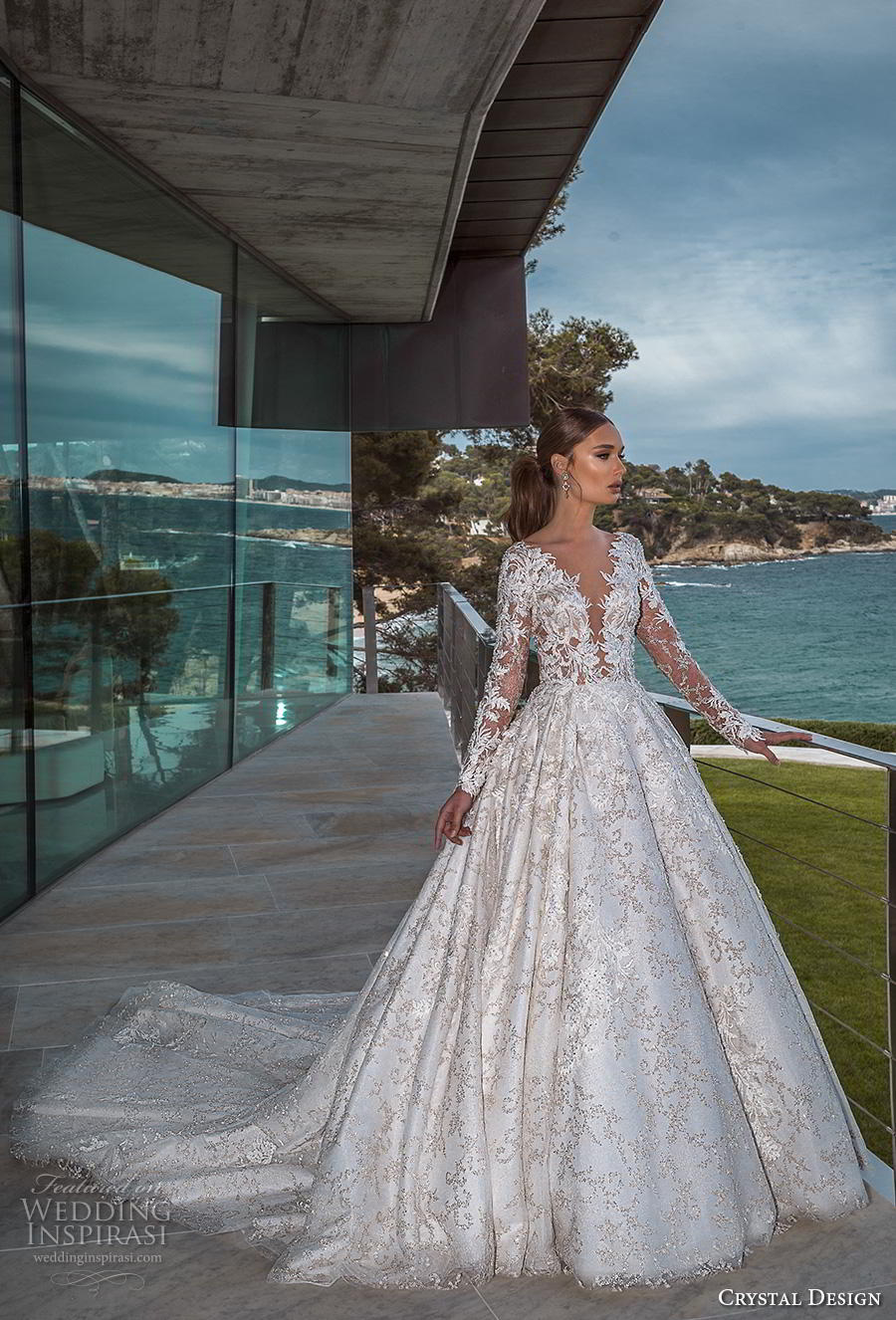 Crystal Design 2019 Wedding Dresses The Icon Bridal