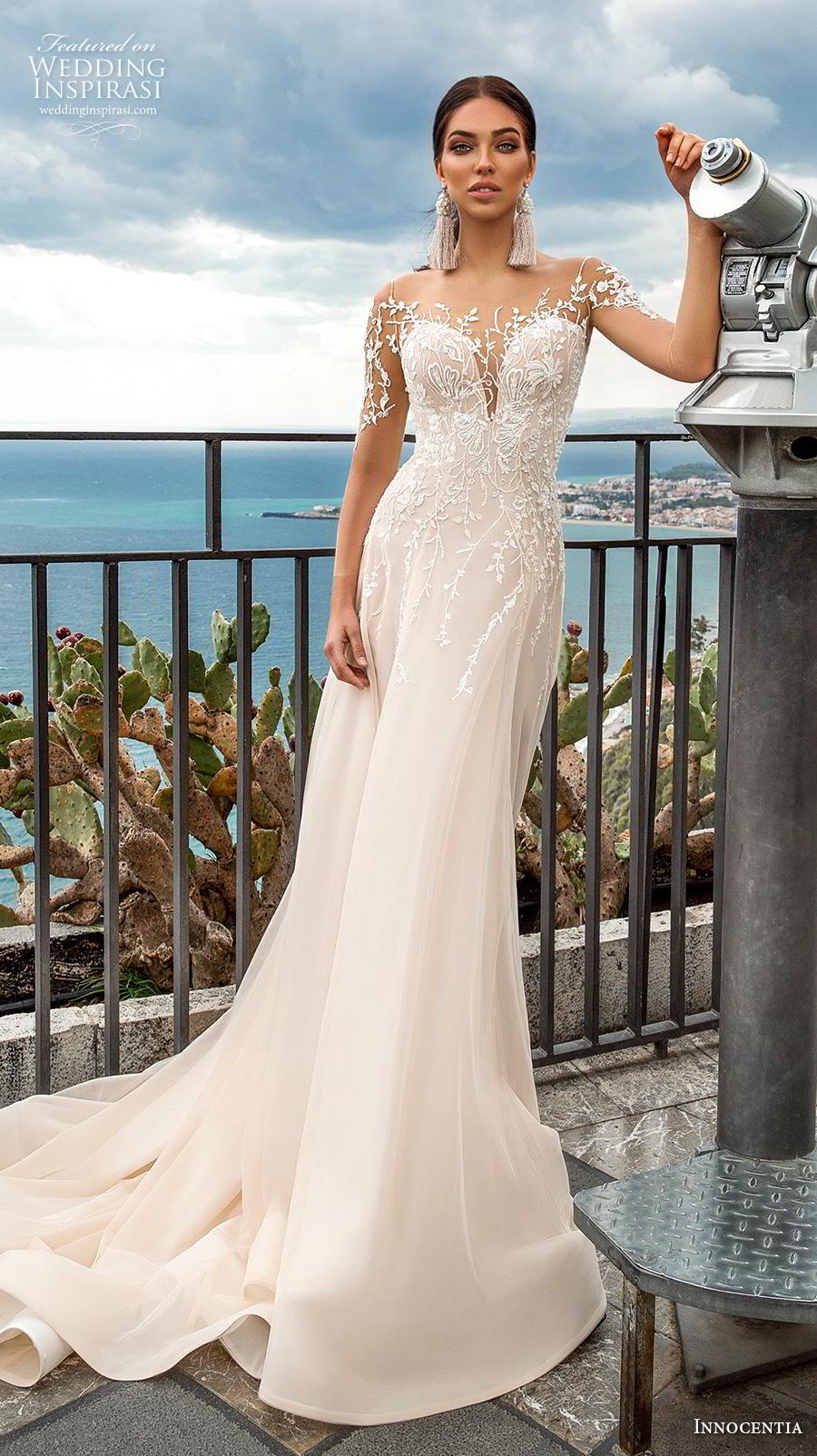Innocentia 2019 Wedding Dresses Taormina Bridal