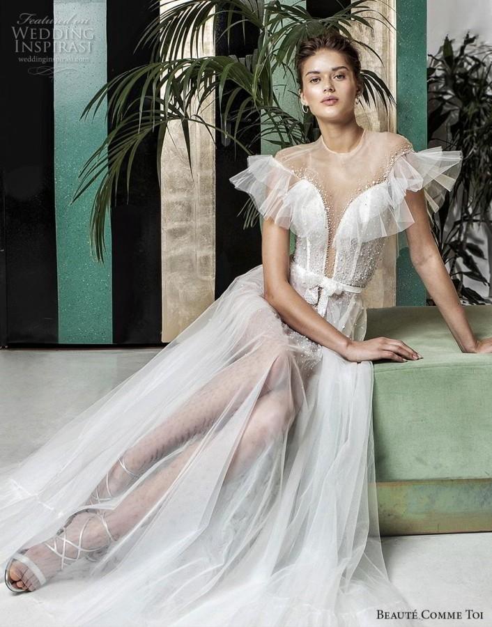 Beaute Comme Toi 2019 Brautkollektion auf der Hochzeit inspirasi Homepage Splash