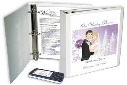 Lds Wedding Planning Tools Lds Wedding Planner