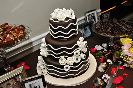 budget ideas for wedding cakes