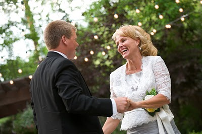 Mother-Son Dance for an LDS wedding