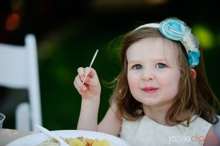 children and sit down dinner menus
