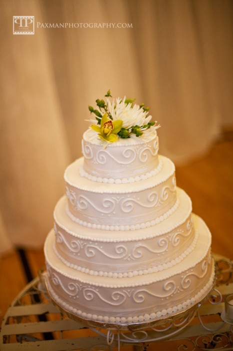 average size for a wedding cake determining wedding cake size lds wedding receptions 10939