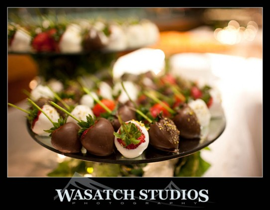 appetizers for LDS receptions
