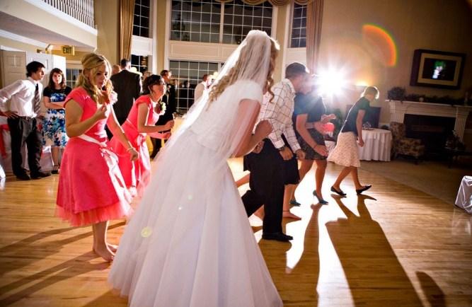 Optional Dances for LDS weddings