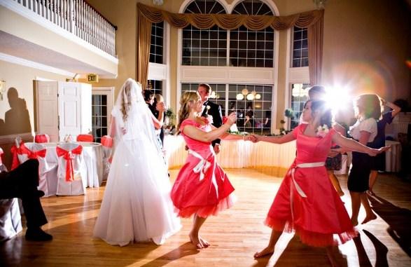 Music Checklist for LDS wedding receptions