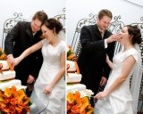 Cutting the Cake Ceremony