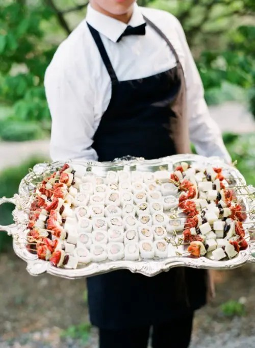 Delicious Wedding Cocktail Hour Appetizers Your Guests Will Love