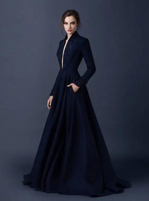 Paolo Sebastian Autumn-Winter 2015 Wedding Dress Collection - crazyforus