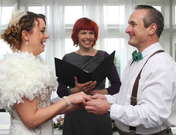 Wedding Celebrant Sussex