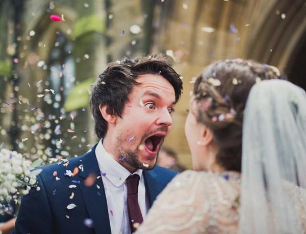 wedding photographer london kari bellamy confetti