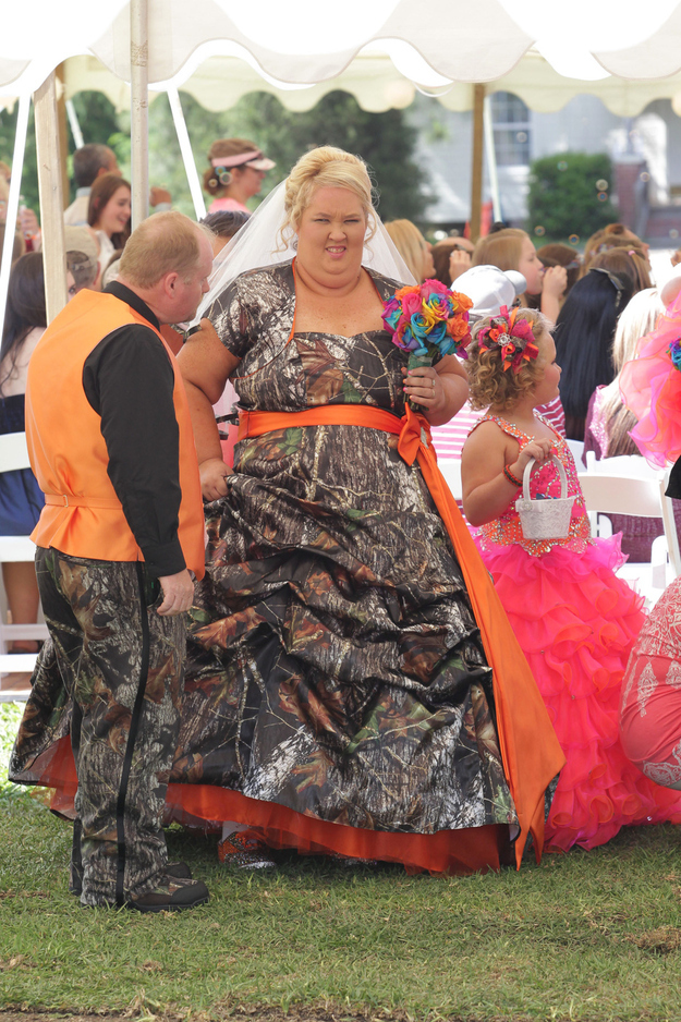 worst wedding dresses