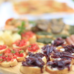 Trouwen italie menu