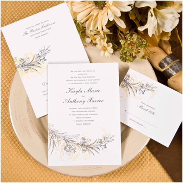 Affordable Wedding Invitations Fort