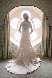 an opulent bridal shoot in plymouth