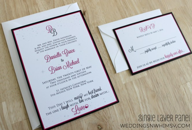 Wedding Invitation Time Wording As An Additional Inspiration To Create Easy Remember 9