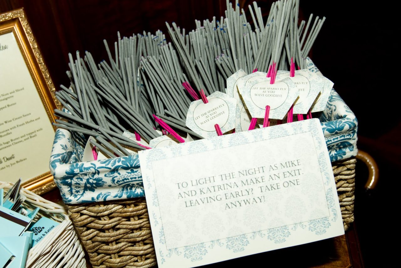 Special Wedding Favours