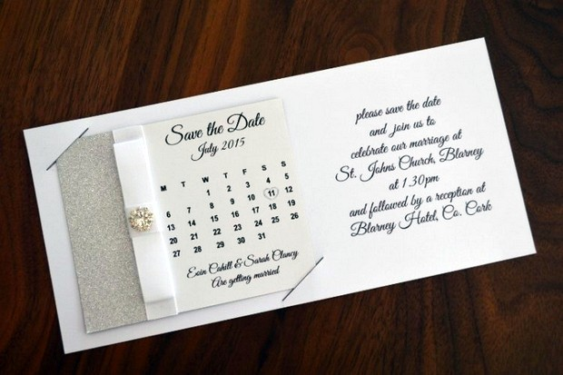 Save The Date Wedding Mag Ireland Invitesbyjen