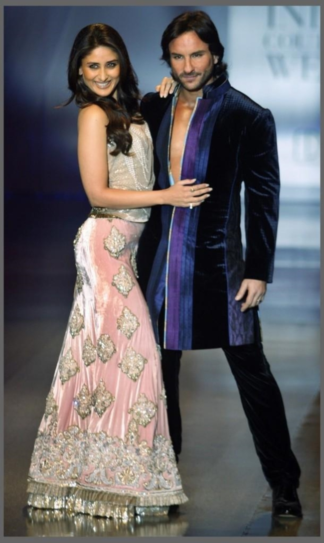 Saif Kareenas Wedding Truly A Bollywood Style Celebration