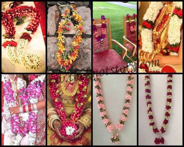 All About Wedding Garlands – India's Wedding Blog