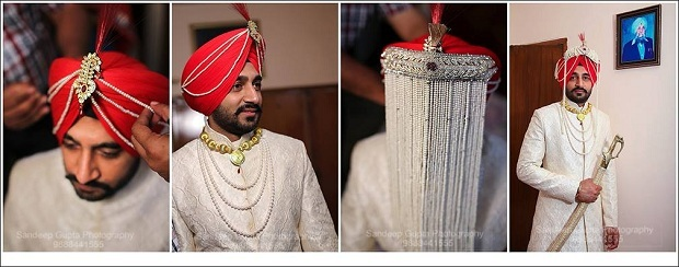 4 Sehra Patterns For Grooms Indias Wedding Blog