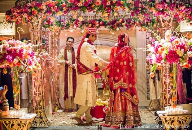 December Wedding Attire