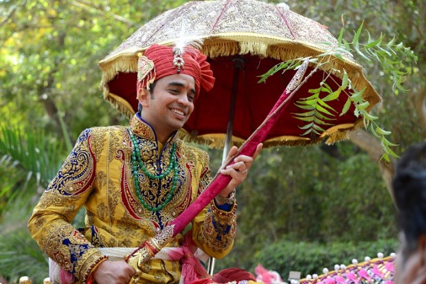 grooms' royal entry for Jodhpur royal wedding