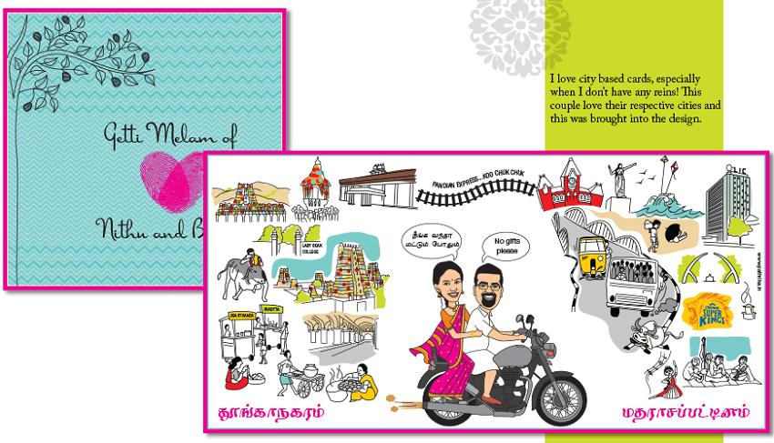 Marriage Invitation Card Design Online